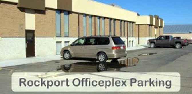 rockport-officeplex-parking
