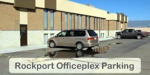 Rockport Officeplex Parking